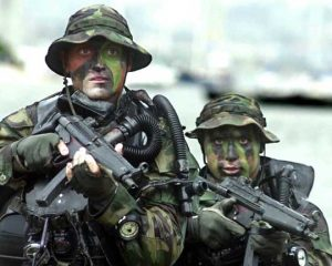 U.S. Navy SEALs in 2004, Photo: Wikipedia