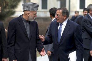 Karzai and Panetta