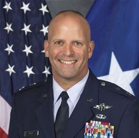 Maj. Gen. Douglas Robb