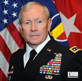 Gen. Martin E. Dempsey