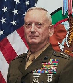 Ret. Marine Corps Gen. James Mattis
