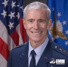 Lt. Gen. Robert Otto