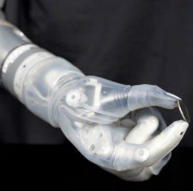 DEKA Arm System