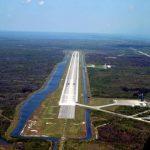 NASA space landing facility