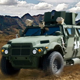 Military-vehicle