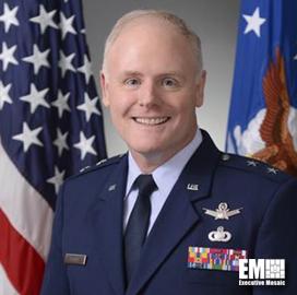 Maj. Gen. Roger Teague