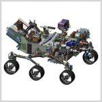 Mars 2020 rover