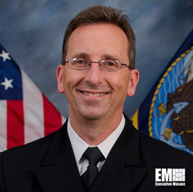 Rear Adm David Hahn Named Naval Research Chief