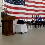 KC-46 Pegasus Training Center Launch