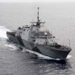 USS Freedom LCS 1